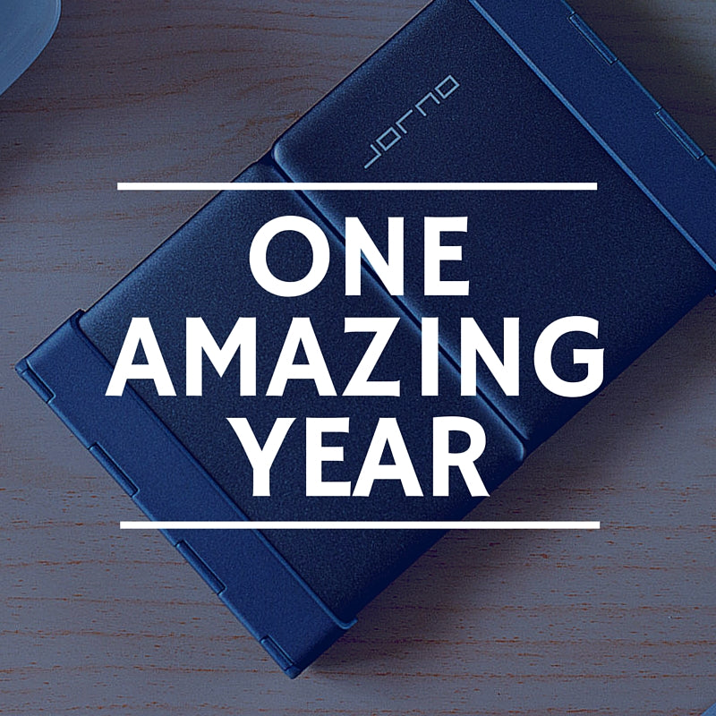 Jorno Store One Amazing Year
