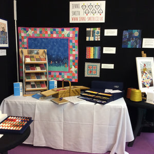 My very first trade show - Stitches 2016