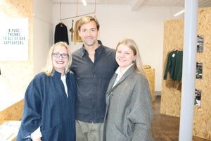 Patrick Grant opens Community Clothing in Blackburn
