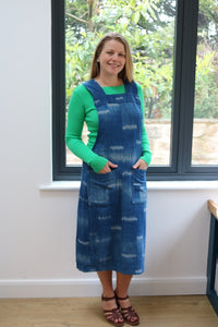 Hepworth Apron Pinafore Dress Hack