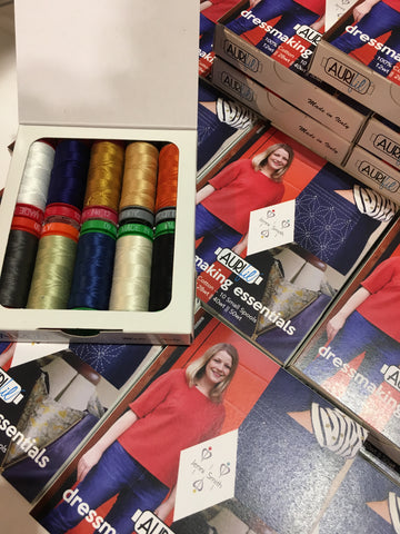 Jenni Smith Aurifil Thread Collection