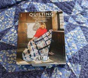 *Special Offer* Quilting with Liberty Fabrics Aurifil Thread Collection and Love Letters Home Pattern