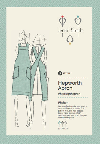 Extra notions for the Hepworth Apron