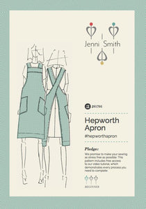 Hepworth Apron Sewing Pattern