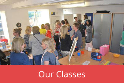 Take a look at our classes