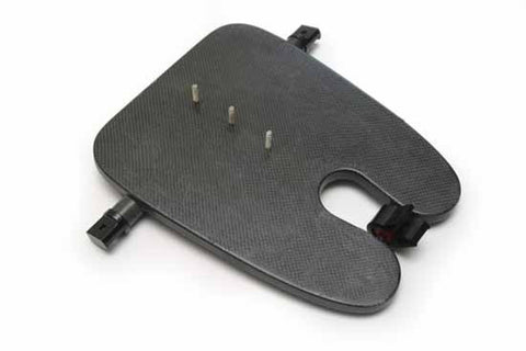 Foot Stretcher - Carbon Panel, WinTech Boats