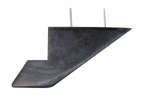Carbon Fin with Integrated Rudder (for King 4+ & 8+)