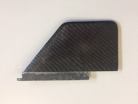 Carbon Fin for 2x/2-
