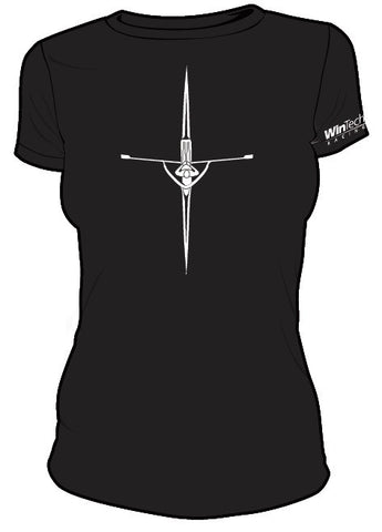 WinTech Sculler Tee Womens