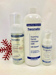 Foaming Facial Cleanser Bundle & FREE 1.7oz Travel Size Cleanser
