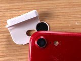 CUSTOM PRINTED EyePatch iPhone 7 and iPhone 8 Case - Cleans Camera Lens and Covers Your Camera for Privacy