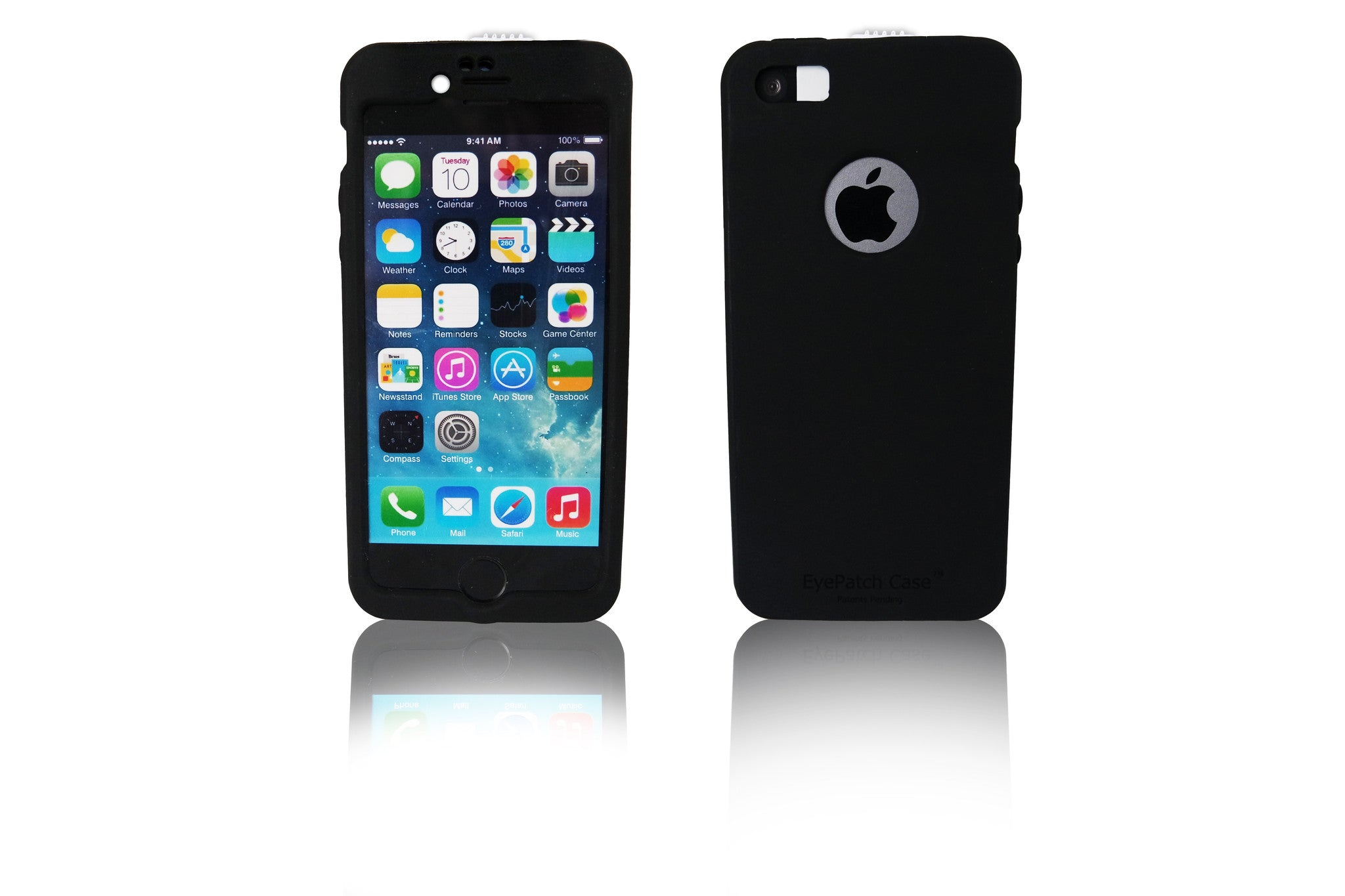 purchase cheap 5640f a11af EyePatch iPhone 6/6s Case - Cleans Camera Lens and Covers Your ...