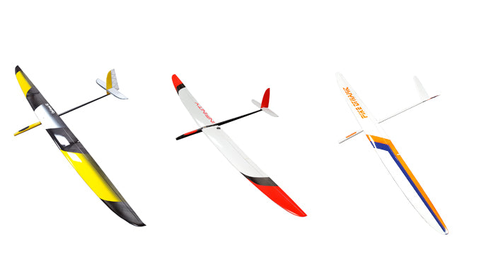 New F5J models in stock at Flight Comp!