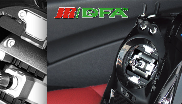 JR/DFA Products in stock now!