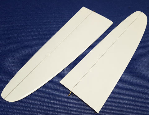 Pike Perfection/Dynamic Standard V-Tail Set