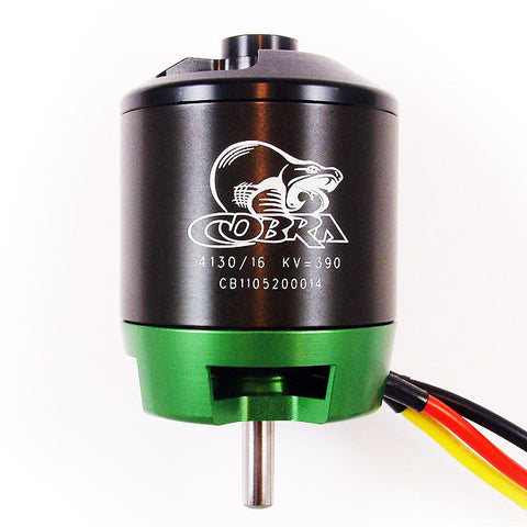 Cobra C-4130/16 Brushless Airplane Motor