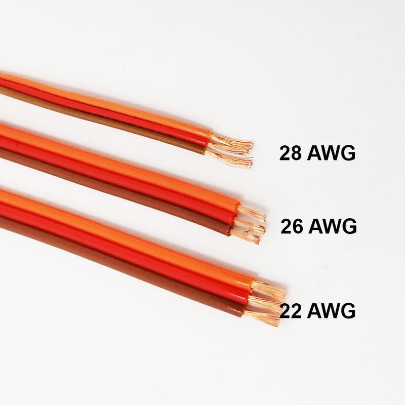 "Servo Wire 22AWG, ""JR"", 5 Meters, OEM Quality"