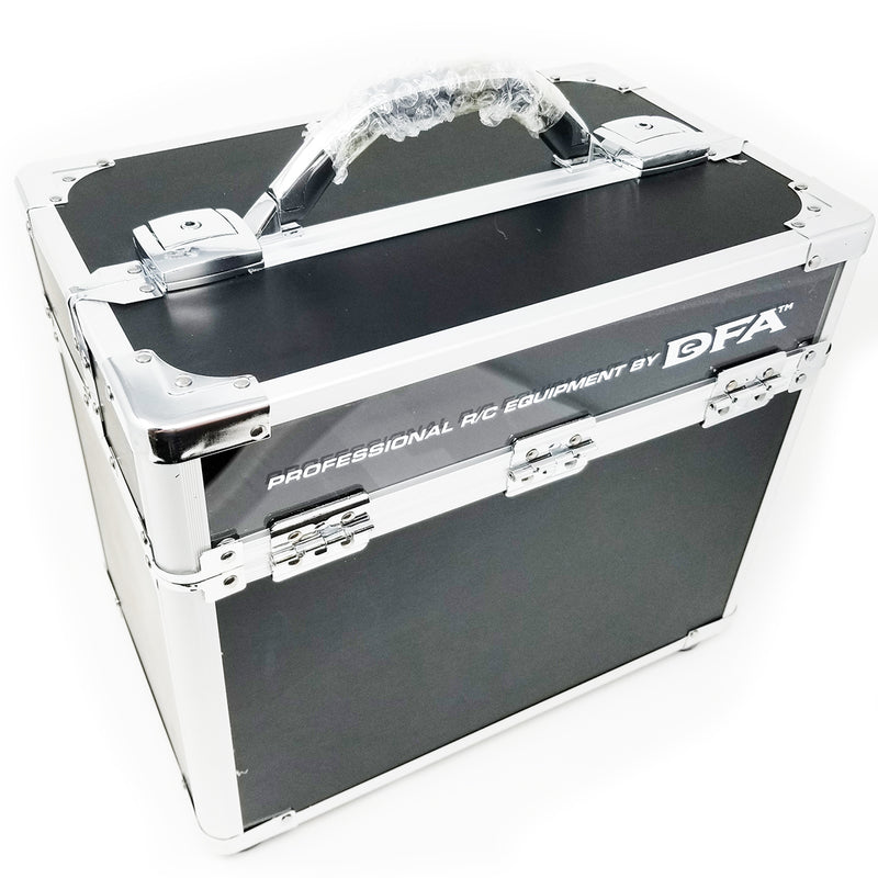 DFA/JR Double Transmitter Case