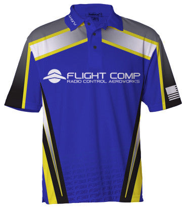 Flight Comp Team Polo Shirt
