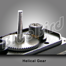 BMS-H51C HELICAL GEAR, HV-DIGITAL, MEGA TORQUE, HIGH SPEED, CORELESS