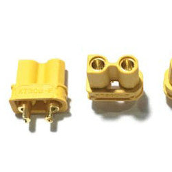 XT 30  2MM CONNECTOR (4 FEMALE)
