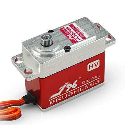 BLS-HV7017MG 17KG Brushless, Programmable, High Precision, Waterproof, Metal Gear, Full CNC Standard Servo