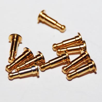 Brass pin Ø 2,5 for plastic clevis (MPJ 2120-2121) - spare part
