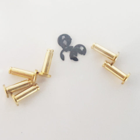 Brass pin Ø 1,6 for brass clevis (MPJ 2150 BR-2157 BR) - spare part