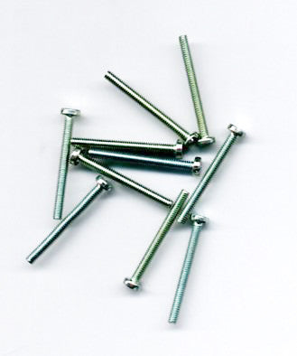 Pan Head Screw 2.0mm x 6.0mm