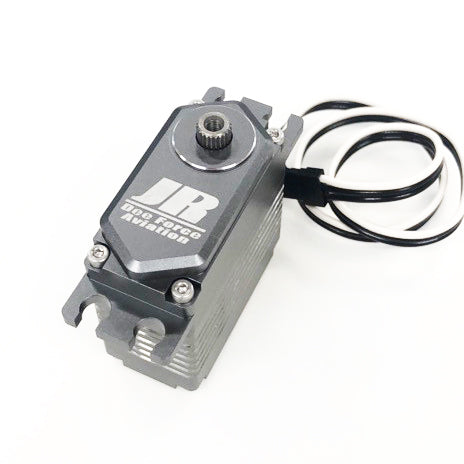 S8911BL HIGH TORQUE, BRUSHLESS, HIGH VOLTAGE, METAL GEAR, PROGRAMMABLE  XBUS STANDARD SERVO