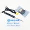 SEQURE SQ-001 Mini Soldering Iron, 65W Digital OLED Programmable Portable