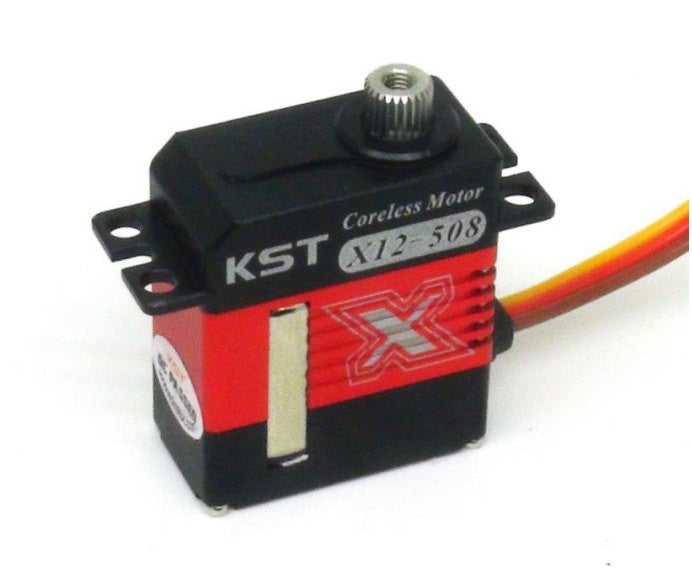 X12-508 Micro Cyclic/Fuse Coreless HV Servo