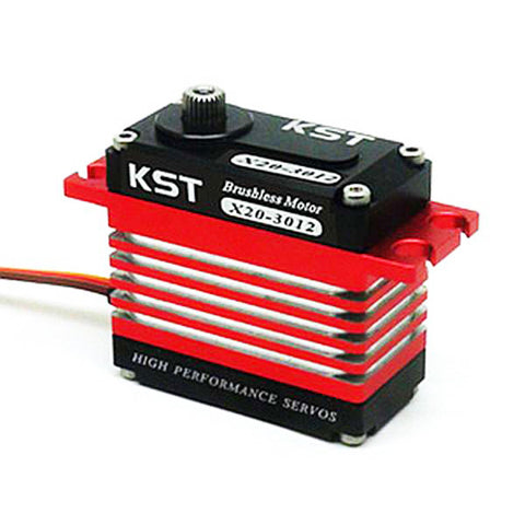 X20-3012 V2 Standard Brushless High Torque Digital Titanium Gear Servo