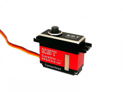 KST MS565 Contactless Servo, Hall effect sensor