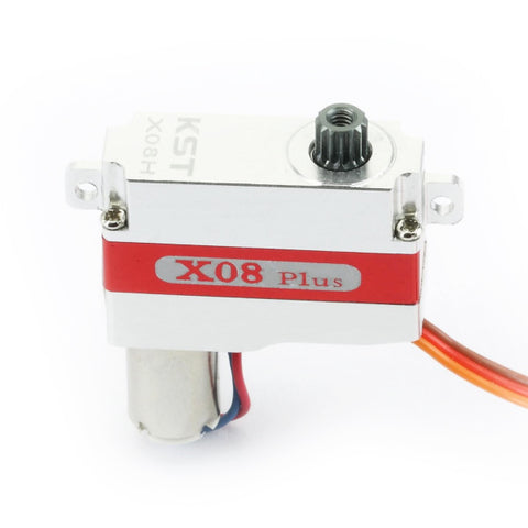 X08H Plus V5.0 3.8-8.4V Micro High Torque Servo