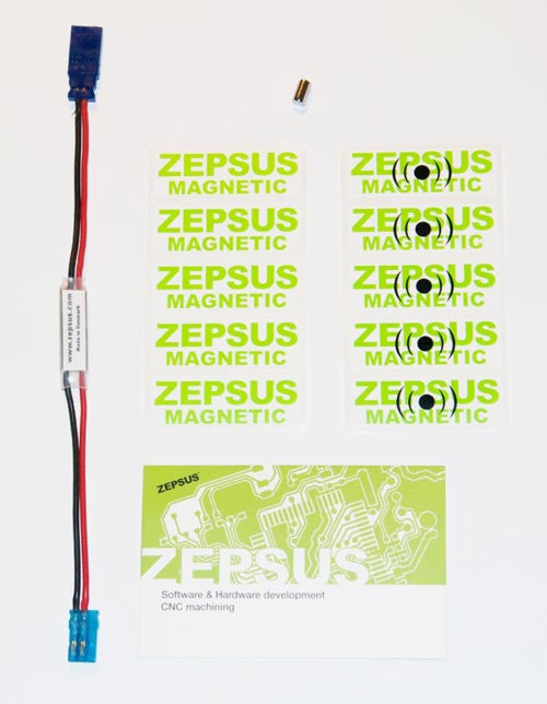 Zepsus 7A Magnetic Switch