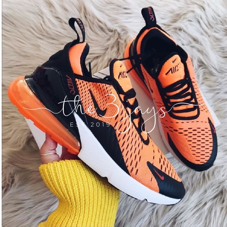 Air 270 Orange Crush