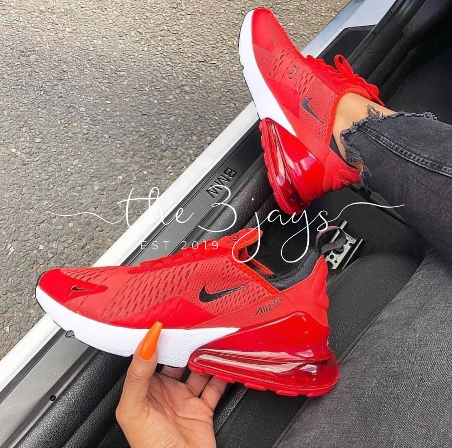 Air 270 Red/black