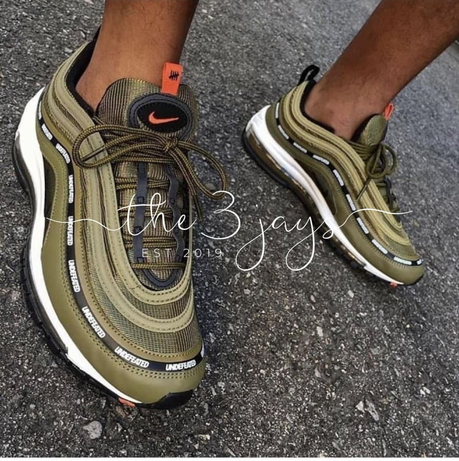 Air 97 Undefeated