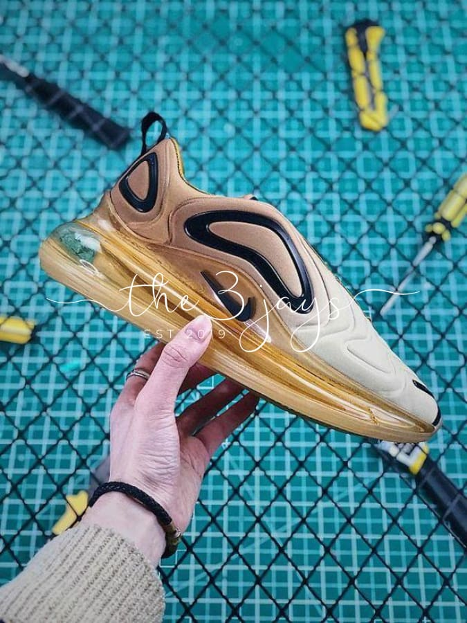 Air Max 720 Desert Gold
