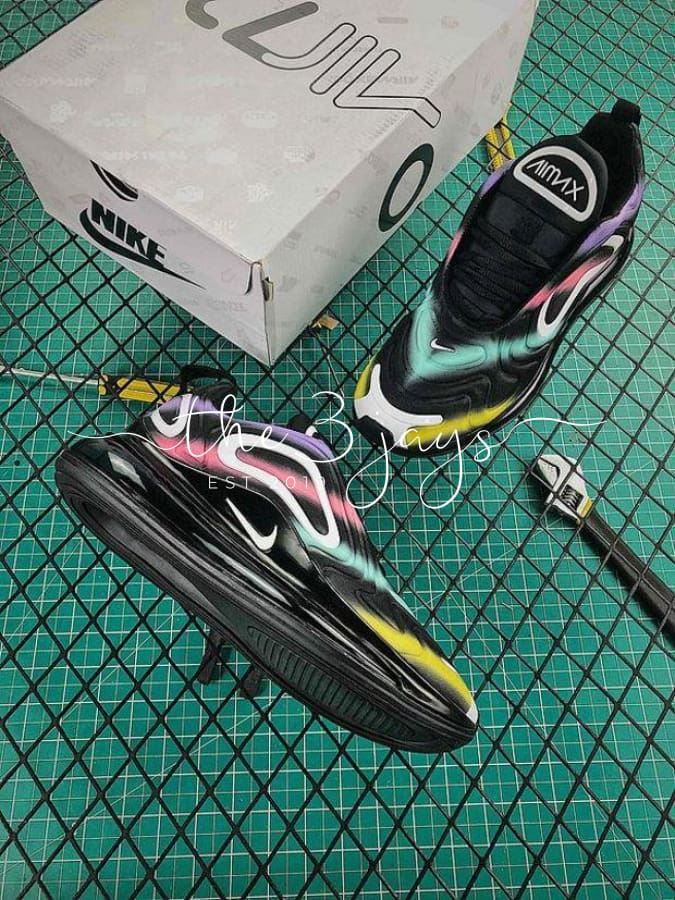 Air Max 720 Multicolor