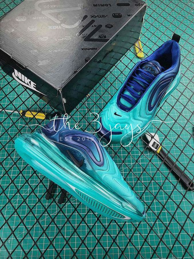 Air Max 720 Sea Forest