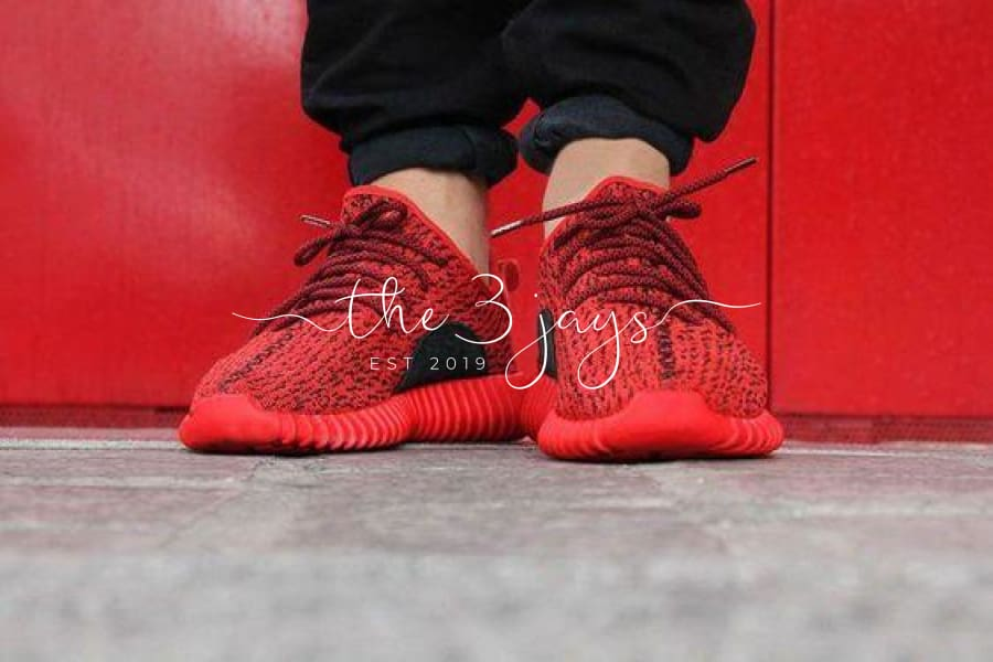 Boost 350 Red