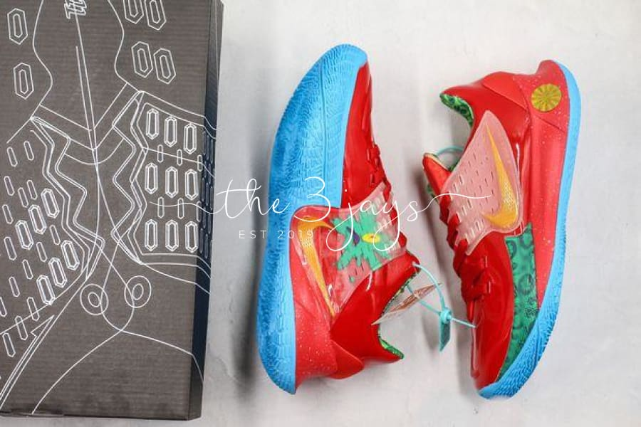 Kyrie 2 Low Spongebob Mr Krabs
