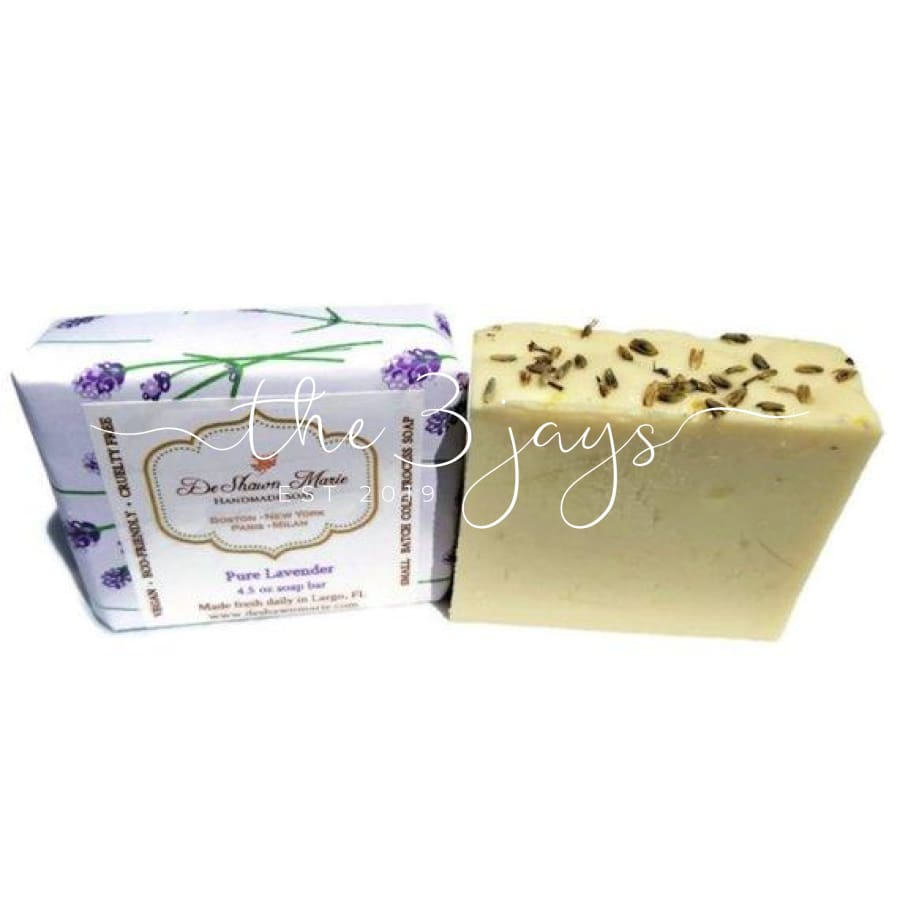 Pure Lavender Soap Bodycare