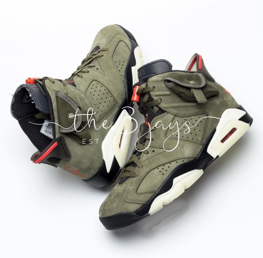Retro 6 Travis Scott