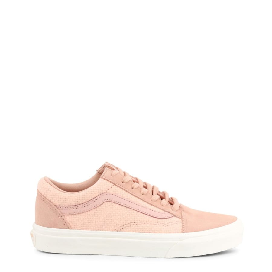 Vans - Old-Skool Pink / Us 4.5 Shoes Sneakers