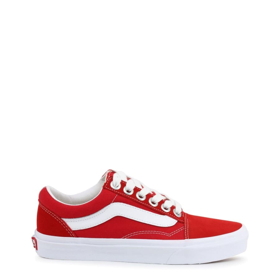 Vans - Old-Skool Red / Us 8.5 Shoes Sneakers
