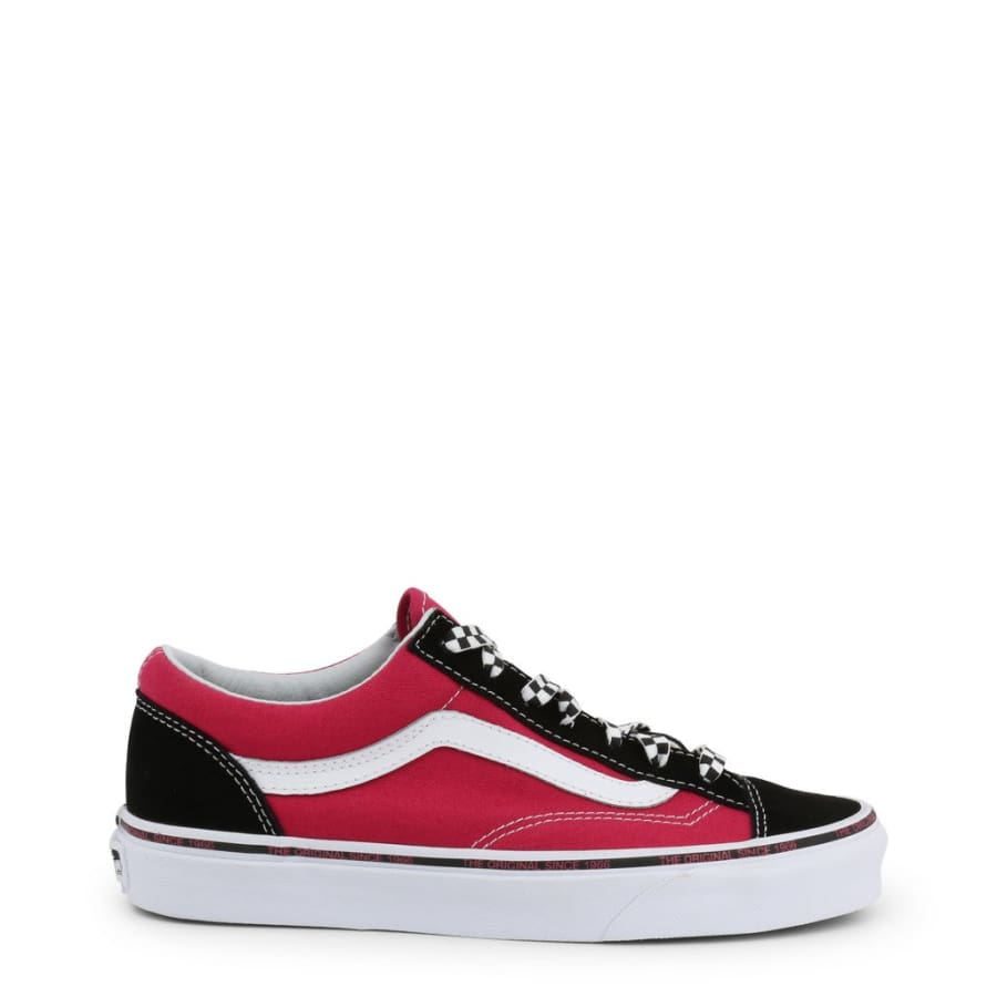 Vans - Style36 Pink / Us 7.5 Shoes Sneakers