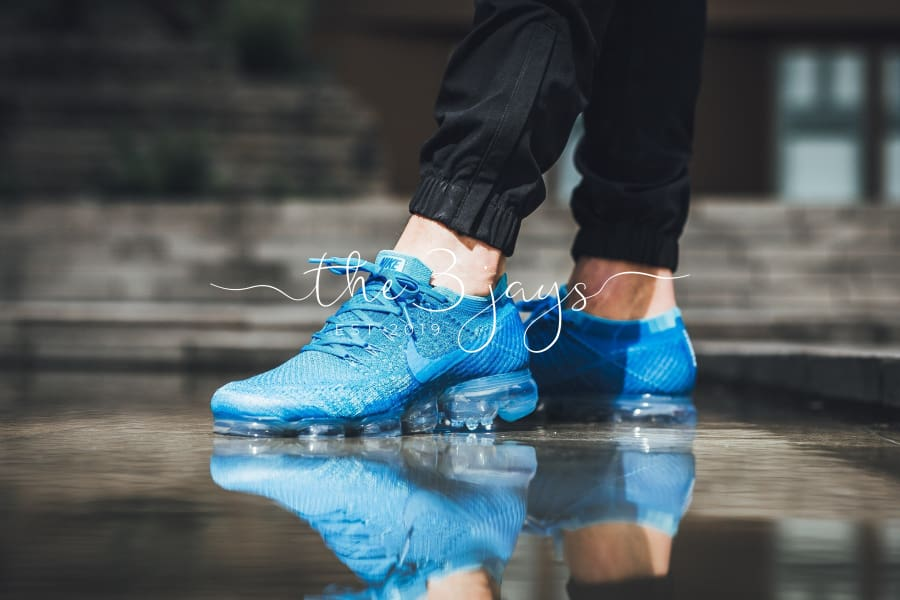 Vapormax Blue Orbit